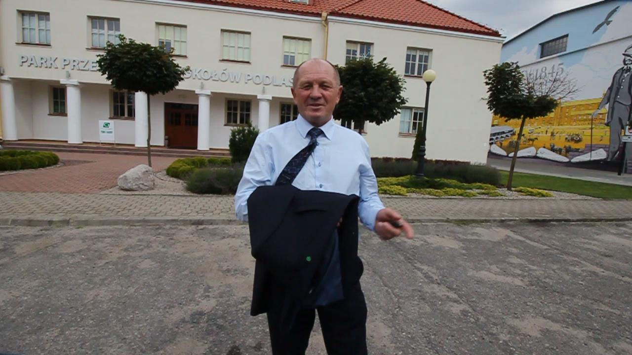 Wczesna Działalność Zawodowa – Cukrownia wSokołowie Podlaskim, wktórejpracowałem jako inspektor plantacyjny
